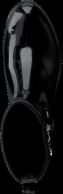 Zwarte TOMMY HILFIGER Regenlaars O1285DETTE 12R1  - large