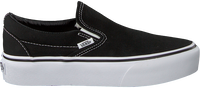 Zwarte VANS Sneakers CLASSIC SLIP-ON PLATFORM - medium