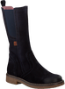 Blauwe BO-BELL Lange laarzen POCAHON  - small