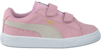 Roze PUMA Sneakers SUEDE 2 STRAPS - medium