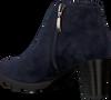 Blauwe OMODA Enkellaarsjes PATRICIA-38 - small