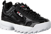 Zwarte FILA Sneakers DISRUPTOR M LOW - small