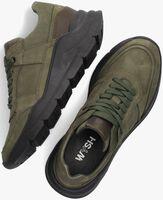 Groene WYSH Hoge sneaker TIJS  - medium