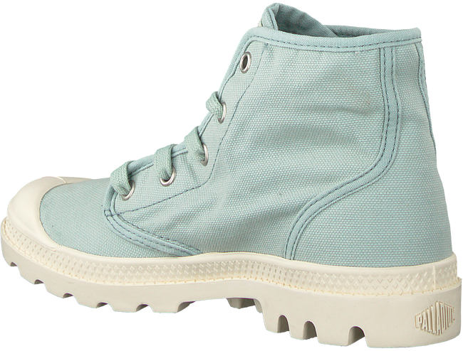 Blauwe PALLADIUM Enkelboots PAMPA HIGH D - large