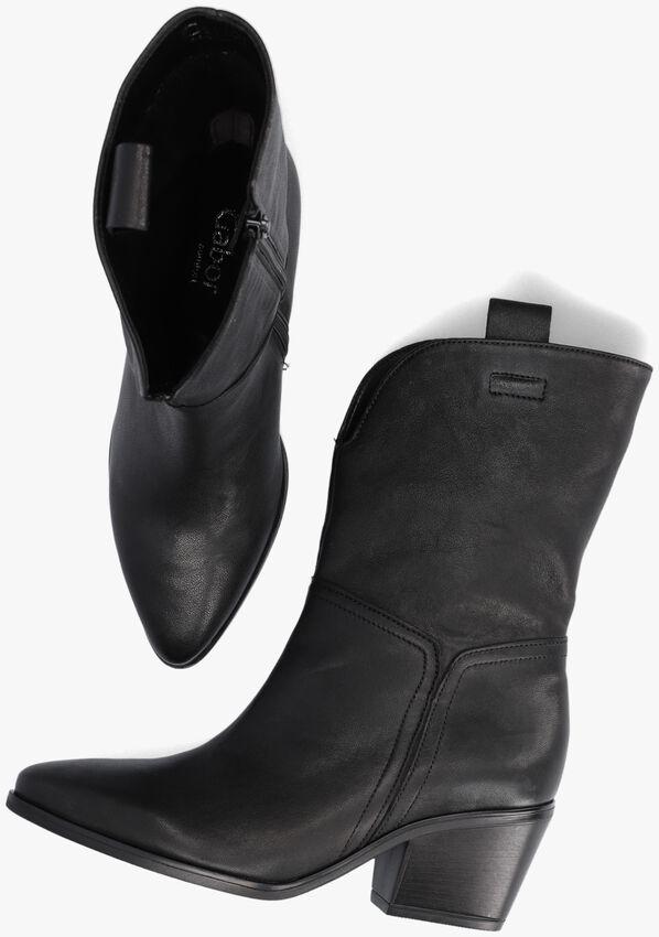 Zwarte GABOR Hoge laarzen 692  - larger