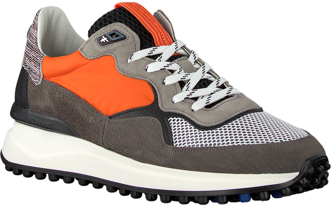 Oranje FLORIS VAN BOMMEL Lage sneakers 16301  - large