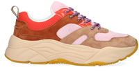 Roze SCOTCH & SODA Lage sneakers CELEST  - medium