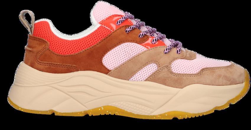Roze SCOTCH & SODA Lage sneakers CELEST  - larger