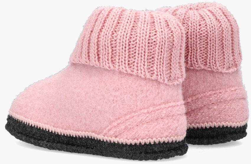 Roze BERGSTEIN Pantoffels COZY  - larger