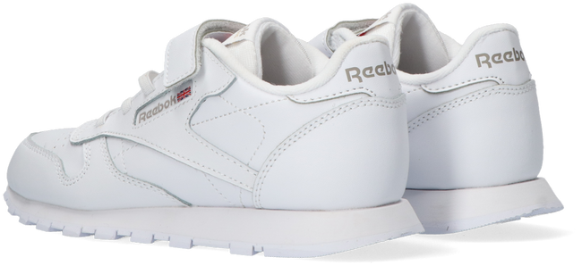 Witte REEBOK Lage sneakers CLASSIC LTHR 1V  - large