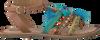 Blauwe GIOSEPPO Sandalen NAMBITA  - small