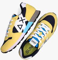 Gele SUN68 Lage sneakers BOYS JAKI PARTY TIME  - medium