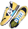 Gele SUN68 Lage sneakers BOYS JAKI PARTY TIME  - small