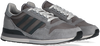 Grijze ADIDAS Sneakers ZX 500  - small