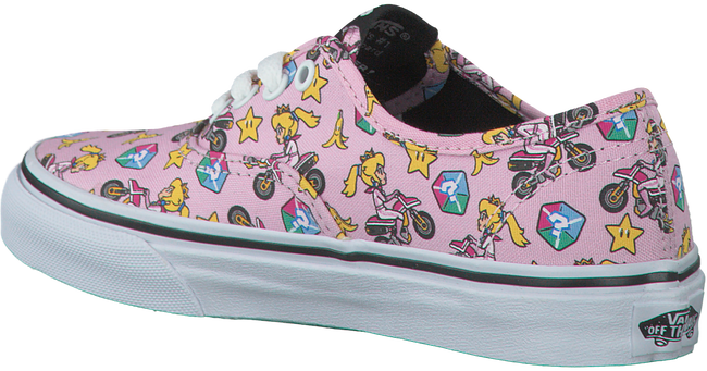 Roze VANS Sneakers AUTHENTIC KIDS - large