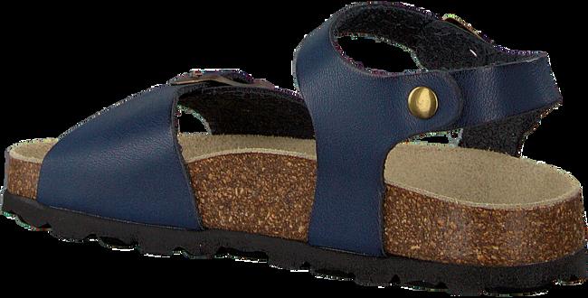 Blauwe BRAQEEZ Sandalen SAM SPAIN  - large