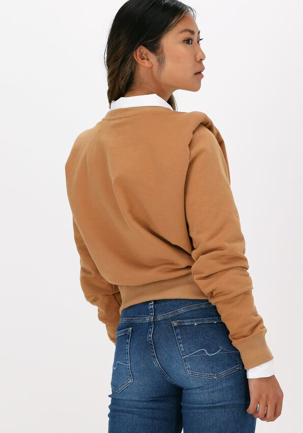 Bruine CATWALK JUNKIE Sweater SW ON THE GO - larger