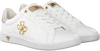 Witte GUESS Sneakers FLBYS1 LEA12 - small