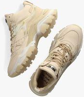 Beige BRONX Lage sneakers TAYKE-OVER  - medium