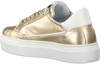 Gouden NOTRE-V Lage sneakers J5321 - small