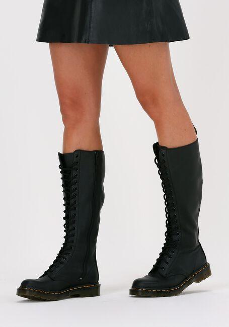 Zwarte DR MARTENS Hoge laarzen 1B60  - large