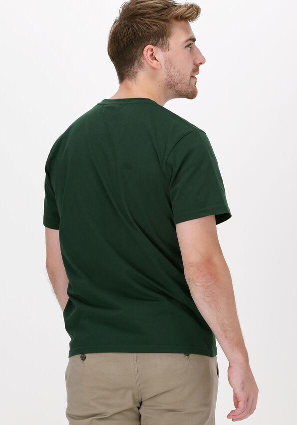 Donkergroene FORÉT T-shirt AIR T-SHIRT - larger