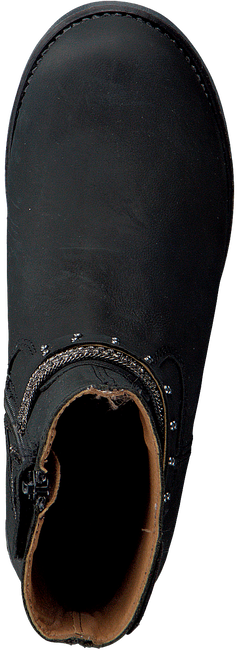 Zwarte OMODA Enkellaarsjes OM119673  - large