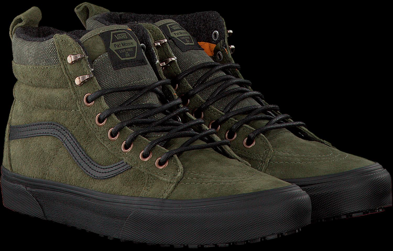 6232df6d2a3 groene VANS Sneakers SK8-HI MTE HEREN - Omoda.nl