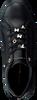 Zwarte TOMMY HILFIGER Sneakers TOMMY HARDWARE DRESS SNEAKER  - small