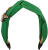 Groene ABOUT ACCESSORIES Haarband 8600152080  - small