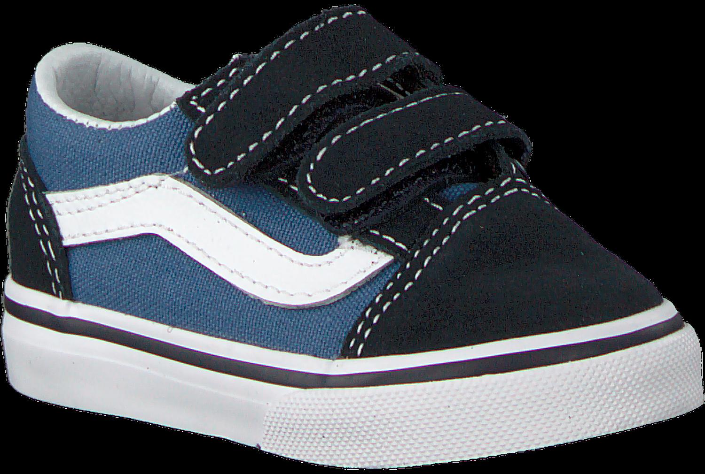 bed6946f759e9f Blauwe VANS Sneakers TD OLD SKOOL V NAVY. VANS. Previous