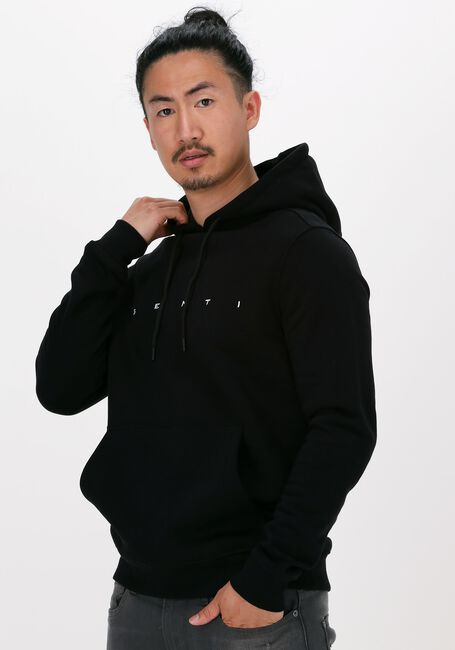 Zwarte GENTI Sweater J4025-3229 - large