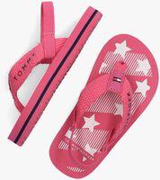 Roze TOMMY HILFIGER Teenslippers 30881  - medium