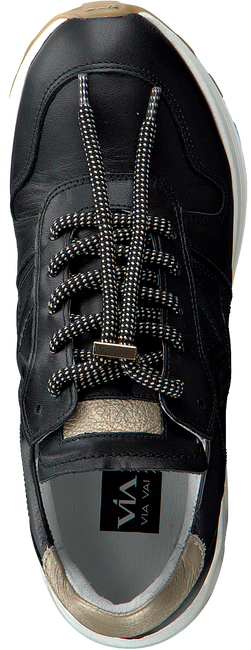 Zwarte VIA VAI Sneakers SWAMI TUNE - large
