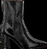 Zwarte PERTINI Enkellaarsjes 16146 - medium