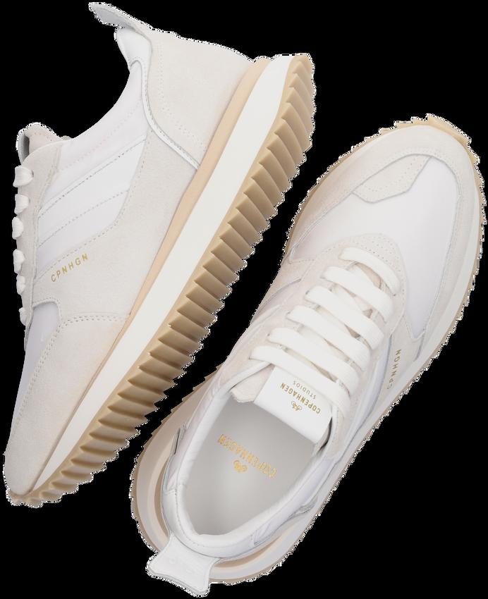 Witte COPENHAGEN STUDIOS Lage sneakers CPH460  - larger