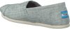 Grijze TOMS Instappers CLASSIC  - small