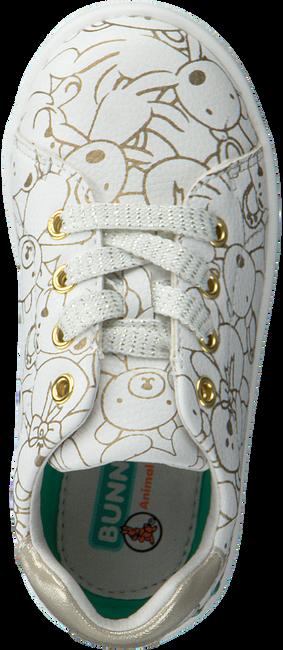 Witte BUNNIES JR Lage sneakers 220141  - large