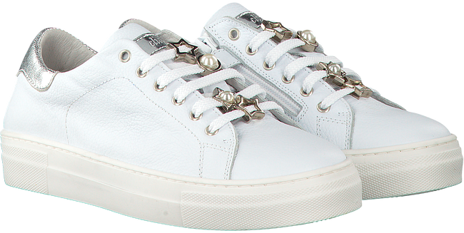 Witte CLIC! Sneakers 9483  - large