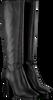 Zwarte OMODA Lange laarzen 6025  - small