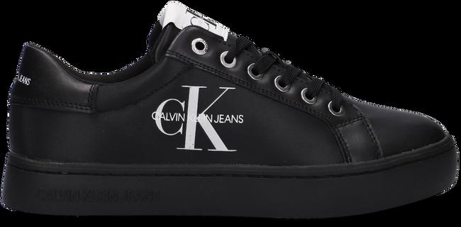 Zwarte CALVIN KLEIN Lage sneakers CUPSOLE SNEAKER LACEUP  - large