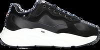 Zwarte HUB Lage sneakers ROCK-W  - medium