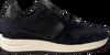 Blauwe MAZZELTOV Sneakers 10445  - small