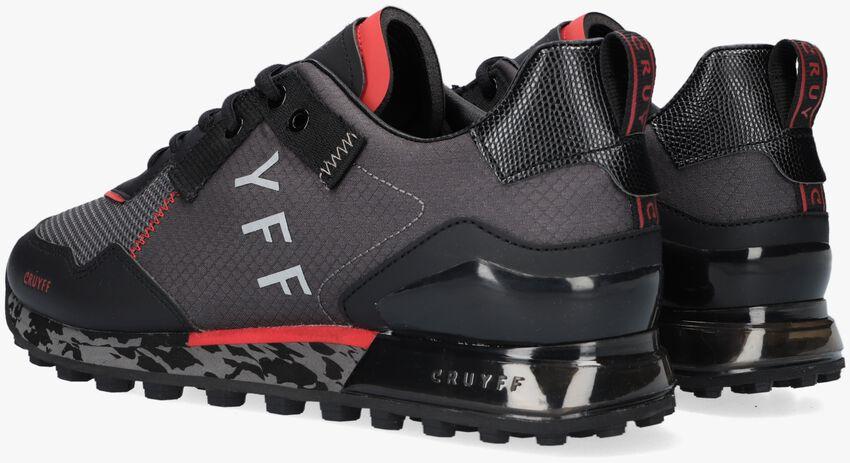 Grijze CRUYFF Lage sneakers SUPERBIA heren  - larger