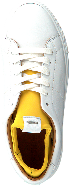 Witte SHABBIES Sneakers 101020012  - large