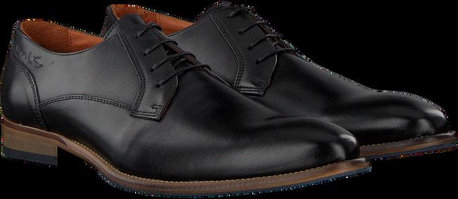 Zwarte VAN LIER Nette schoenen 1919100  - large