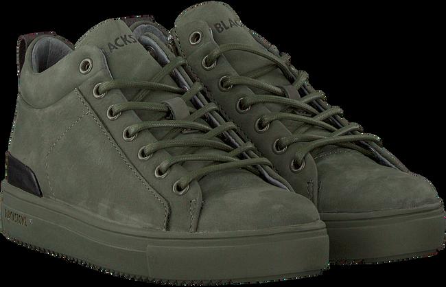 Groene BLACKSTONE Sneakers SK54  - large