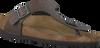 Bruine BIRKENSTOCK PAPILLIO Slippers GIZEH KIDS  - small