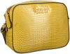 Gele GUESS Schoudertas KAMRYN CROSSBODY TOP ZIP  - small