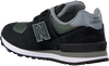 Zwarte NEW BALANCE Sneakers IV574/YV574 M  - small